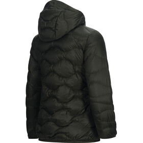 Peak Performance W's Helium Down Hood Jacket Forest Night